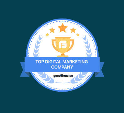 Top Digital Marketing Company WebzPlot Badge