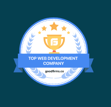 Top Web Development Company WebzPlot Badge