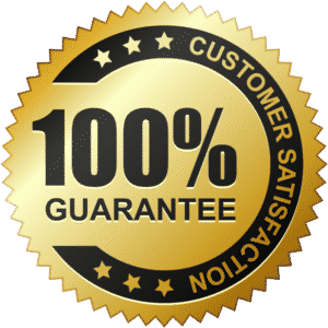 100% Customer Guarantee